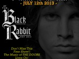 JULY 12th at The Black Rabbit