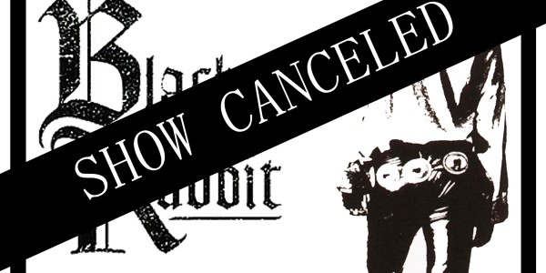 SEPTEMBER 20th – SHOW CANCELED!!